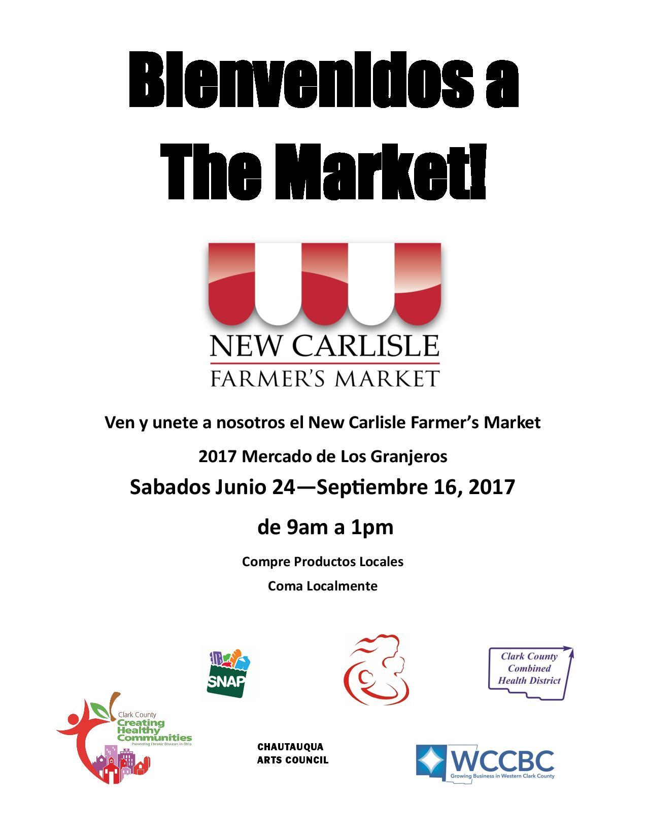 Ohio clark county new carlisle - Ncfm Promo General Aug 2017 Spanish Page 001