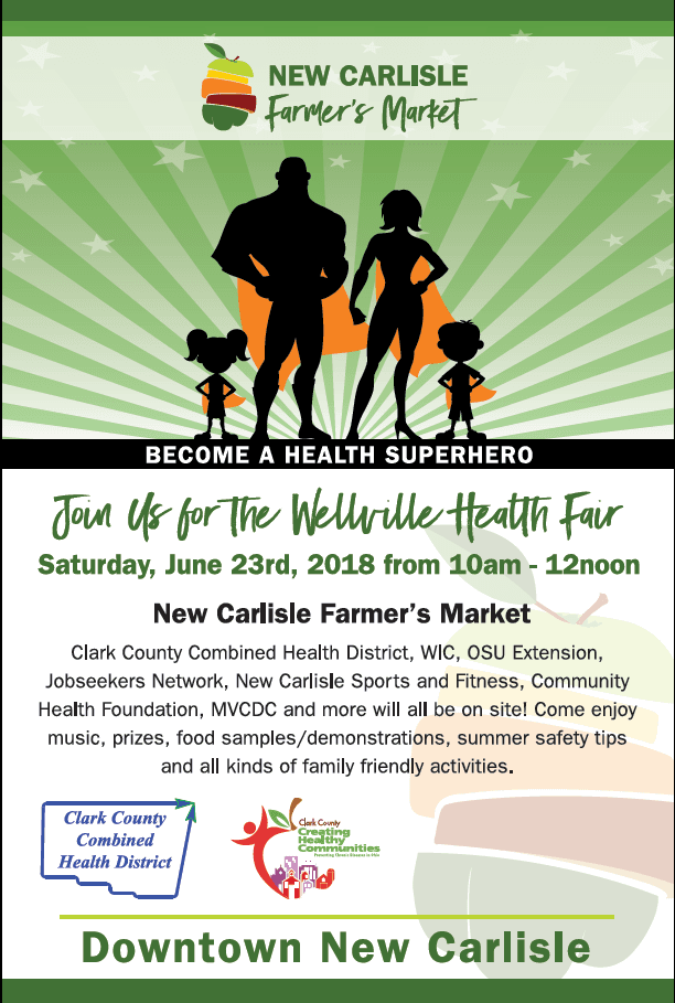 NCFM Wellville Health Fair 2018