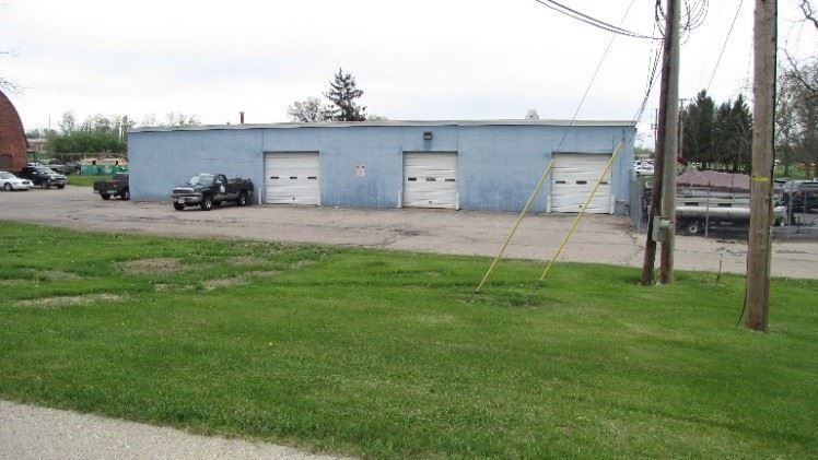 County Maintenance Garage